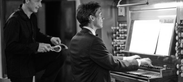 duo orgue percussion